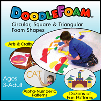 Click Here to View DoodleFoam™